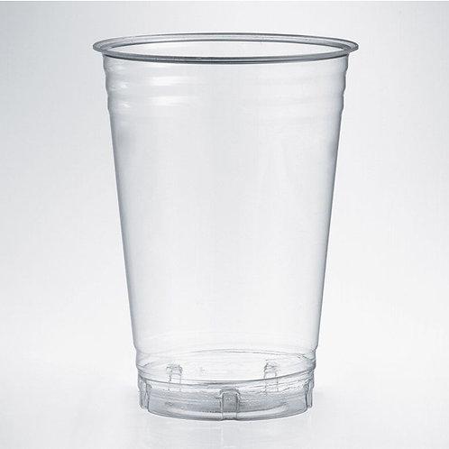 50 Bicchieri trasparente in Pla630 cc
