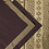 Thumbnail: Tovaglia in rotolo Oro 1,20x7 mtdamascata