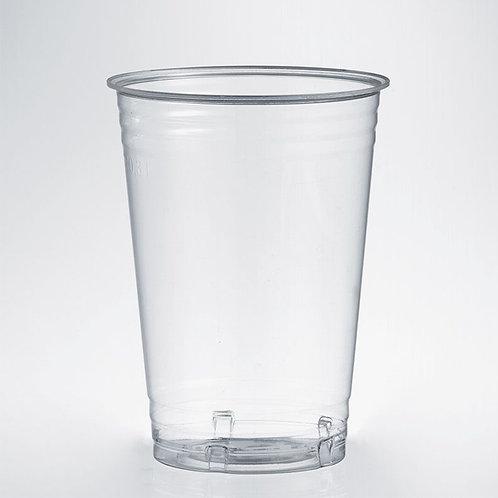 50 Bicchieri trasparente in Pla390 cc