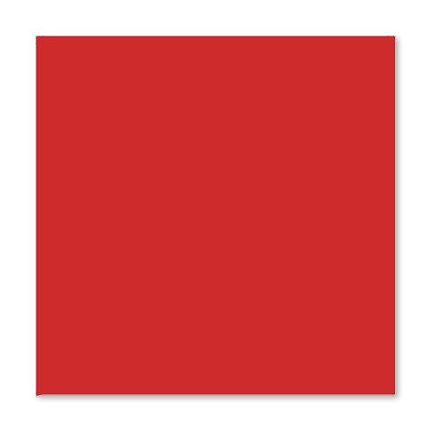 Tovagliolo rosso in airlaid 40x40