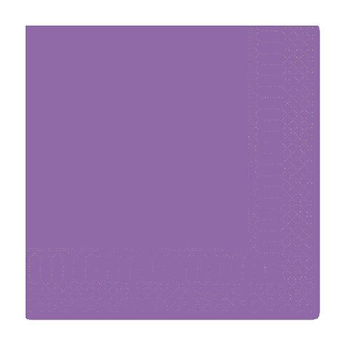 Tovagliolo Viola 25X25 - 2 Veli