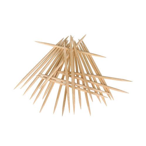 1000Stuzzicadenti in legno65x2 mm
