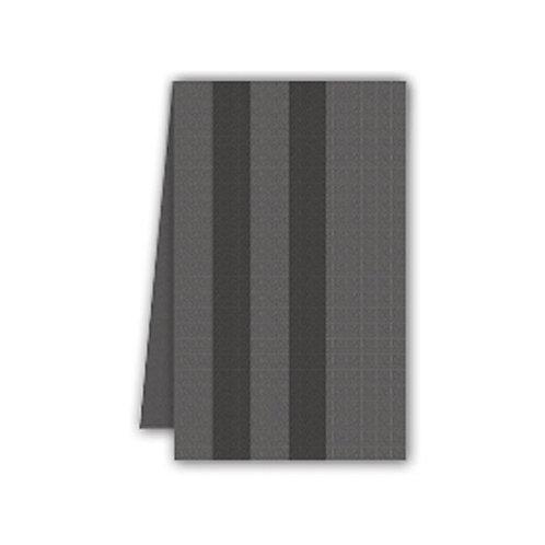 Tovaglia nero in Airlaid 100x100