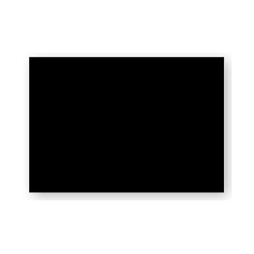 Tovaglietta nero in airlaid 30X40 cm