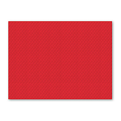 Tovaglietta Rosso 30X40