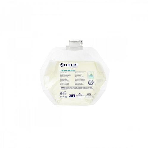 Ricarica di sapone da 800 ml.