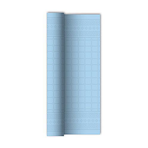 Tovaglia in rotolo Azzurro 1,20x7 mtdamascata