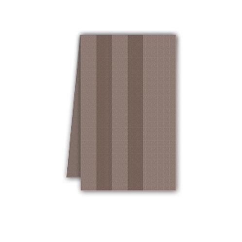 Tovaglia cioccolata in Airlaid 100x100
