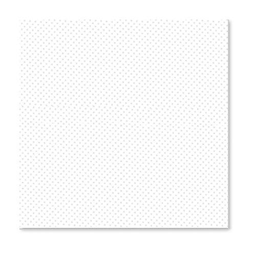 Tovagliolo bianco 38X38 cm