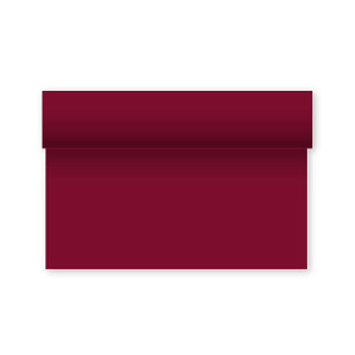 Runner bordeaux in airlaid 0,40X24 mt