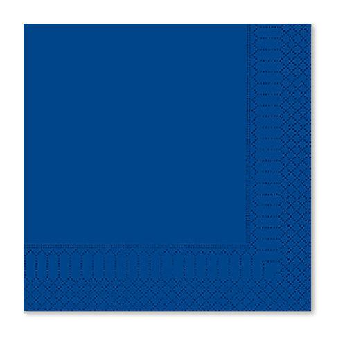 Tovagliolo Blu Notte 25X25 - 2 Veli