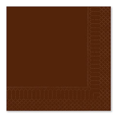 Tovagliolo Cioccolato25X25 - 2 Veli