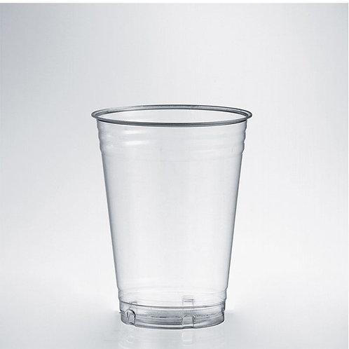 500 Bicchieri trasparente in Pla Monosigillato250 cc