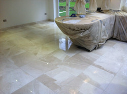 Marble Kitchen Floor Truro