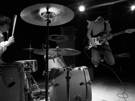 """Locking In"" with the Drum: Leadership Insights from Playing Bass Guitar"