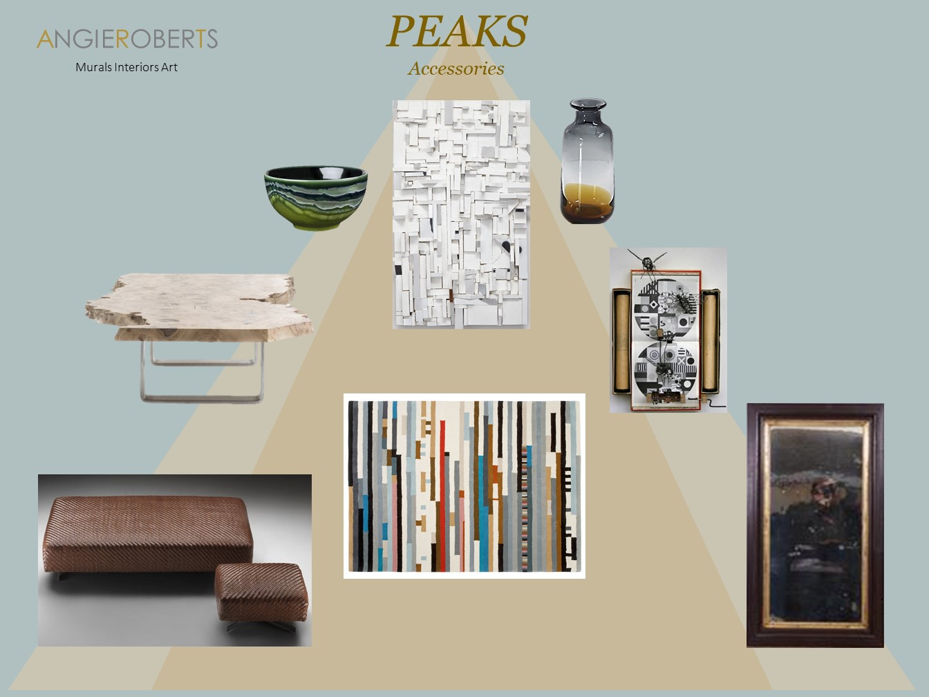 Peaks Accessories October 2017