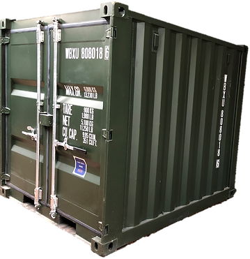 8ft storage container