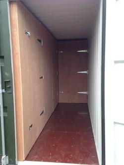 Smaller storage units