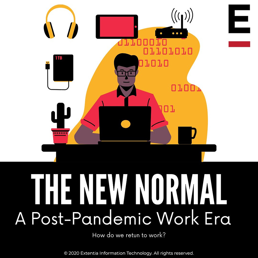 A Post-Pandemic Work Era