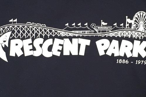 Crescent Park Retro Logo T-shirt
