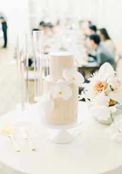 Nude Wedding Cake