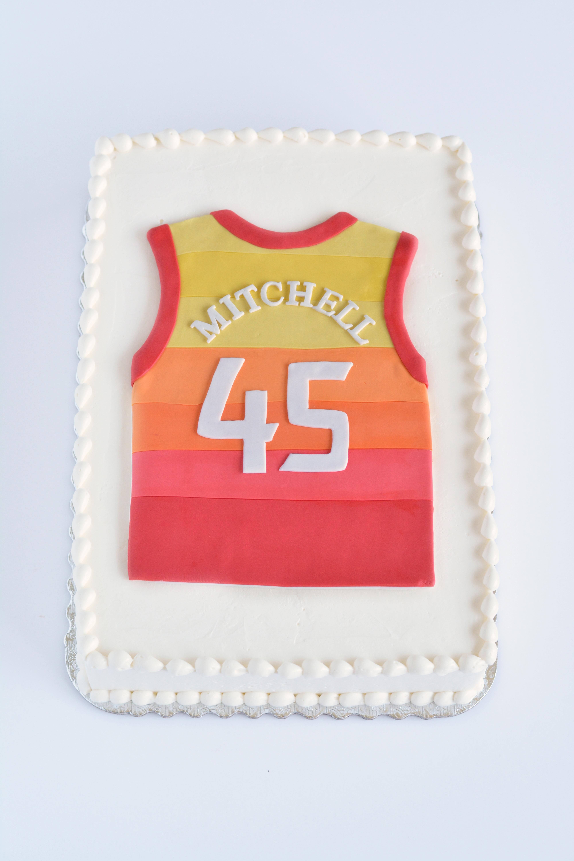 Jazz Jersey Cake