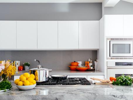 Il piano lavoro per la tua cucina: qual'é il migliore per le tue esigenze?