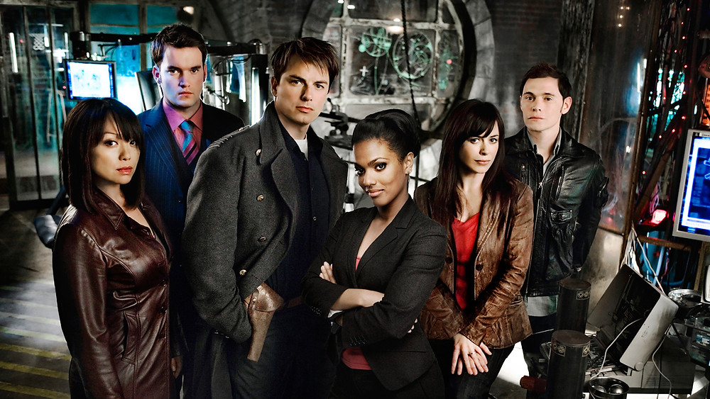Season 2 Torchwood Cast