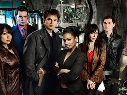 "Geeking Ain't Easy Part-1""Torchwood Found"""