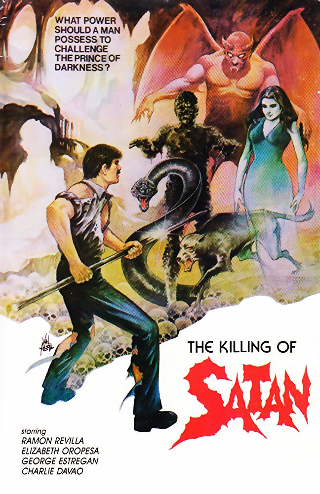 Poster for The Killing of Satan