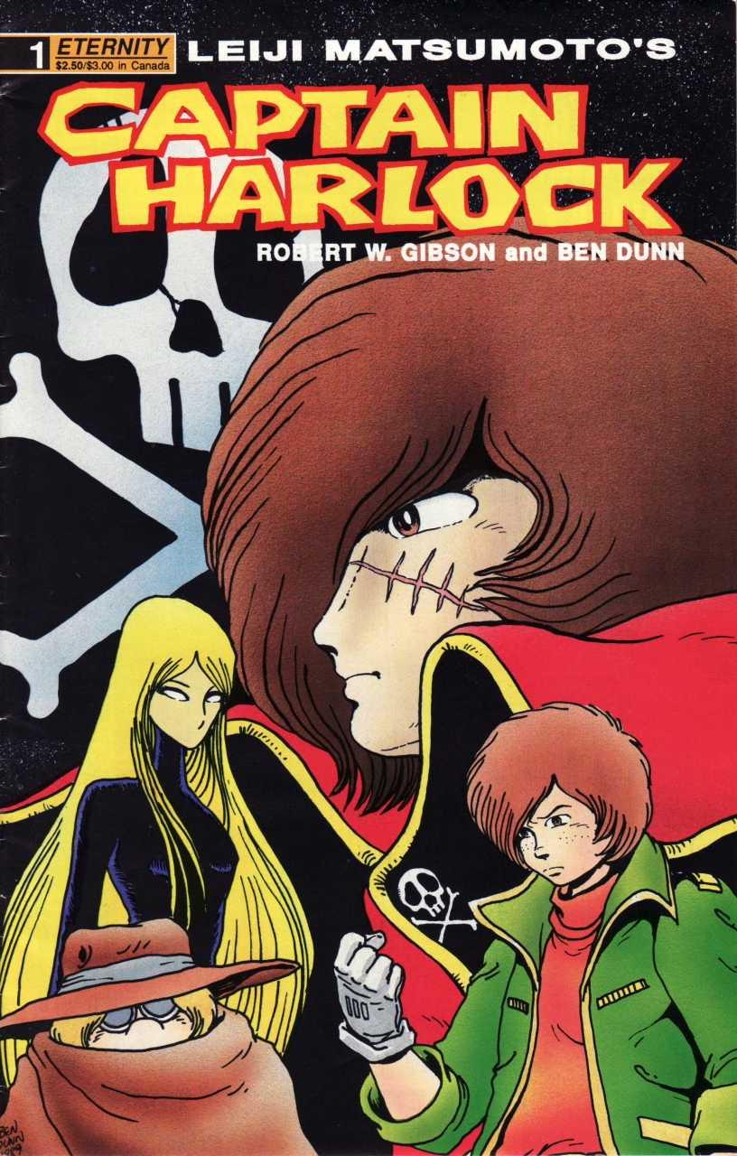 Captain Harlock No. 1