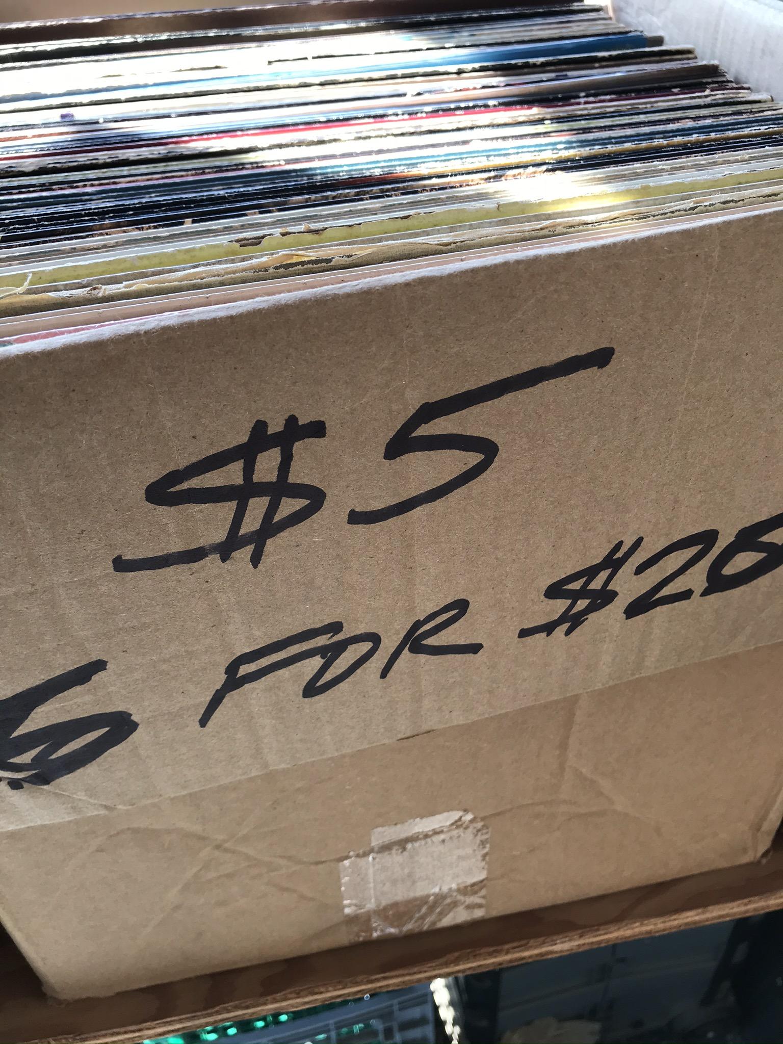 $5 Records