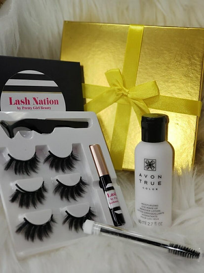 Magnetic Lash and Makeup Remover Bundle