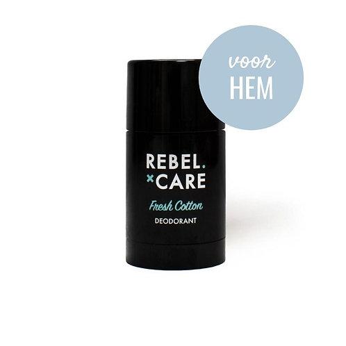 Deodorant Rebel - voor Hem