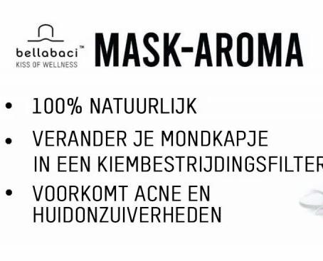 Goodbye maskne-drama, hello mask-aroma!