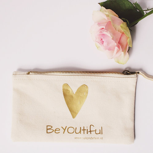 "Etui ""BeYOUtiful"" - Salon de Fem"