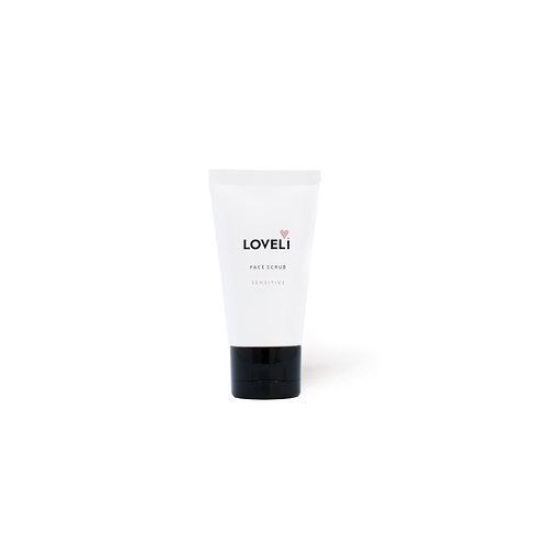 Loveli Face Scrub Sensitive