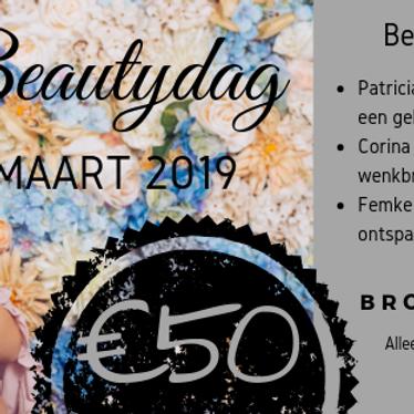 Beauty Dag 07-03-19