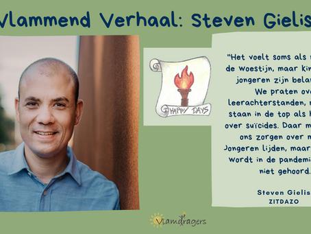 Steven Gielis springt in de bres voor ouders én kinderen