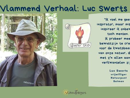 Luc is de Batman van Turnhout
