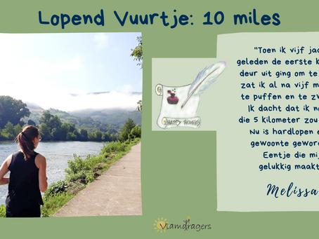 10 Miles, een kronkel die zorgde voor een geluksmoment