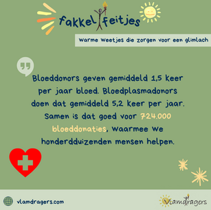 Bloeddonors!