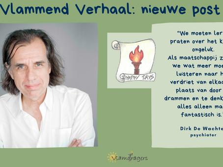 Dirk De Wachter pleit voor meer verbinding