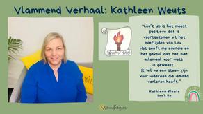 Kathleen maakt met Lou'k Up positiviteit besmettelijk