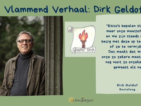 Dirk leert ons omgaan met risico's en biedt perspectief
