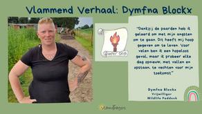 Dymfna (over)leeft met een angststoornis