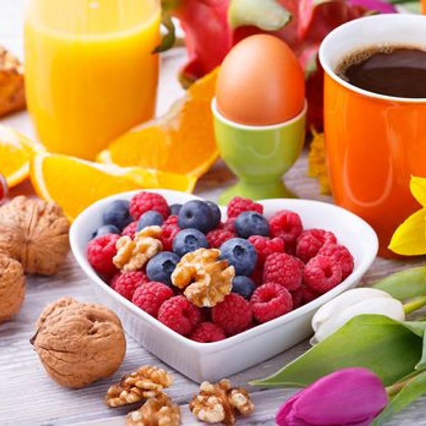 Muttertagsfrühstück