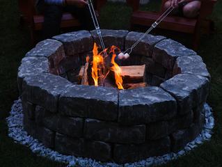 DIY Backyard Fire Pit: Build It in Just 7 Easy Steps