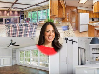 Fixer Upper Exclusive Before-and-After Pics