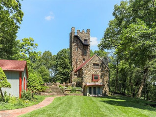 Fairy-Tale Find! Stone Castle in Michigan Is This Week's Most Popular Home